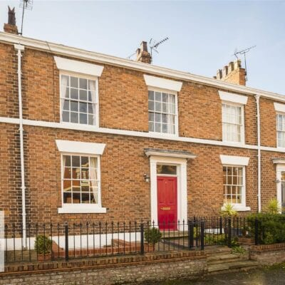 Derby Place, Hoole, Chester